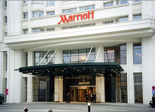 Hotel Marriott Bucuresti